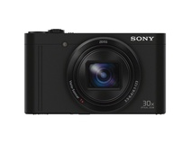 Sony Cyber-shot DSC-WX500 Digital Camera (Black)