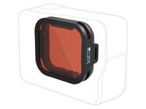 GoPro Red Snorkel Filter for HERO5 Black