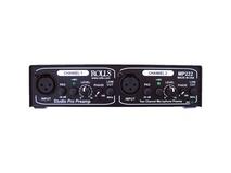 Rolls MP222 Studio Pro Dual-Channel Microphone Preamplifier