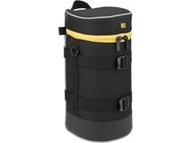 "Ruggard Lens Case 12.0 x 5.0"" (Black)"