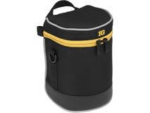 "Ruggard Lens Case 6.0 x 3.5"" (Black)"