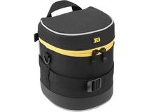 "Ruggard Lens Case 6.0 x 4.5"" (Black)"