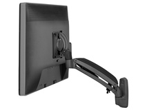 Chief K1W110B Kontour Dynamic Height-Adjustable Wall Mount (Black)