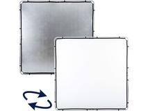 Lastolite Skylite Rapid Silver/White Fabric Reflector (2.0 x 2.0m)