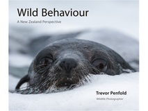 Wild Behaviour - A New Zealand Perspective Book by Trevor Penfold