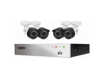 Uniden GDVR4T40 Full HD DVR Security System