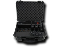 Titan Radio TR12PEL 12 Bank Charger in Pelican Case for the Titan TR200