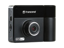 Transcend DrivePro 520 Car Recorder and GPS (Adhesive Mount)