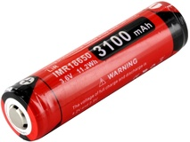 Klarus 18650 IMR31 Li-Ion Protected IMR Battery (3100mAh, 3.6V)