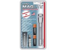 Maglite Mini Maglite 2-Cell AA Flashlight (Grey)