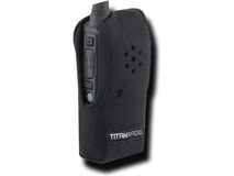 Titan Radio TR4NC2 Vertical Nylon Case with Belt Loop for TR400