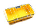 Pelican 1060 Micro Case (Yellow/Clear)