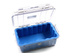 Pelican 1050 Micro Case (Clear/Blue)