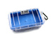 Pelican 1040 Micro Case (Blue/Clear)
