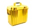 Pelican 1447 Top Loader Case with Office Dividers (Yellow)