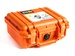 Pelican 1200 Case (Orange)