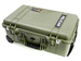 Pelican 1514 Carry On Case with Padded Dividers (Olive Drab Green)