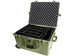 Pelican 1624 case With padded Dividers (Olive Drab Green)