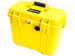 Pelican 1437 Top Loader Case with Office Dividers (Yellow)