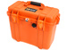Pelican 1437 Top Loader Case with Office Dividers (Orange)