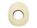 Bluestar Large Oval Eyecushion - Chamois (5 Pack)