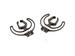 Rycote - Pair of MKH Lyres (Black)