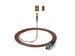 Sennheiser MKE 1-4 Lavalier Microphone (Brown)