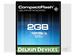 Delkin CompactFlash Card 2GB