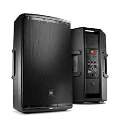 JBL Sound Reinforcement & P.A.