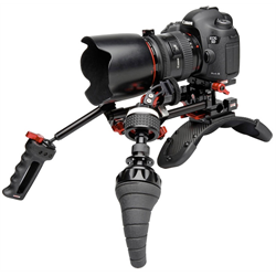 Zacuto Gratical & Recoil Rigs