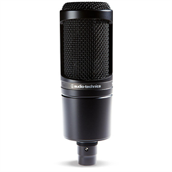 Audio Technica Wired Microphones