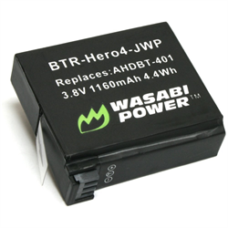 Wasabi Power GoPro Batteries