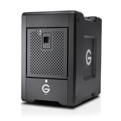G-Technology RAID Storage