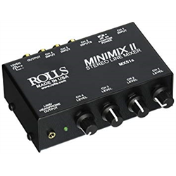 Mixers Analog Utility Mixers