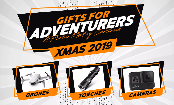 GIFTS FOR ADVENTURERS