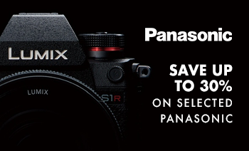 30% off selected Panasonic