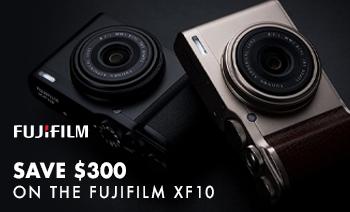 Fujifilm XF10 - Save $300