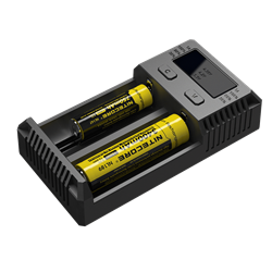 Nitecore Batteries & Chargers