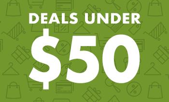 Deals under 50