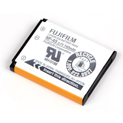 FujiFilm Batteries & Chargers