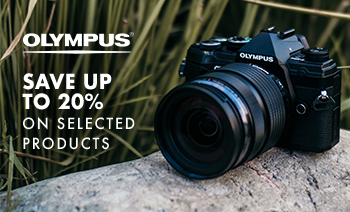 Up to 20% Off Olympus