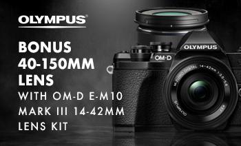 Olympus  Bonus 40-150mm Lens