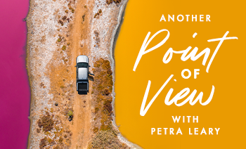 Petra Leary Talk