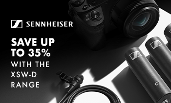 Save up to 35% with the Sennheiser XSW-D Range