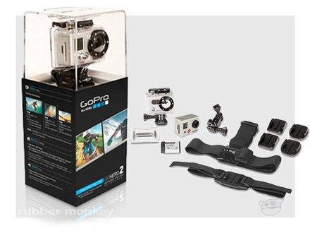 GoPro HD Hero2 - Outdoor Edition
