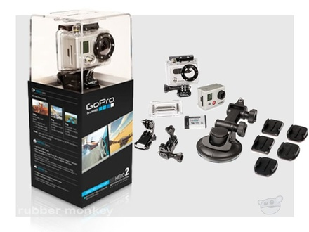 GoPro HD Hero2 - Motorsports Edition