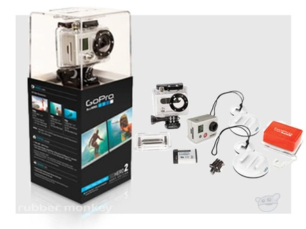 GoPro HD Hero2 - Surf Edition