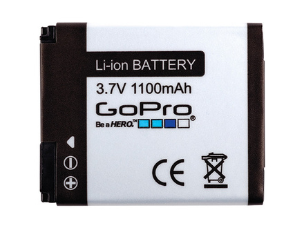 GoPro HD Hero Li-ion Battery