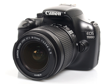 Canon EOS 1100D Single Lens Kit with 18-55 III Lens