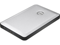 G-Technology 1TB G-Drive 5400 Mobile USB - Silver